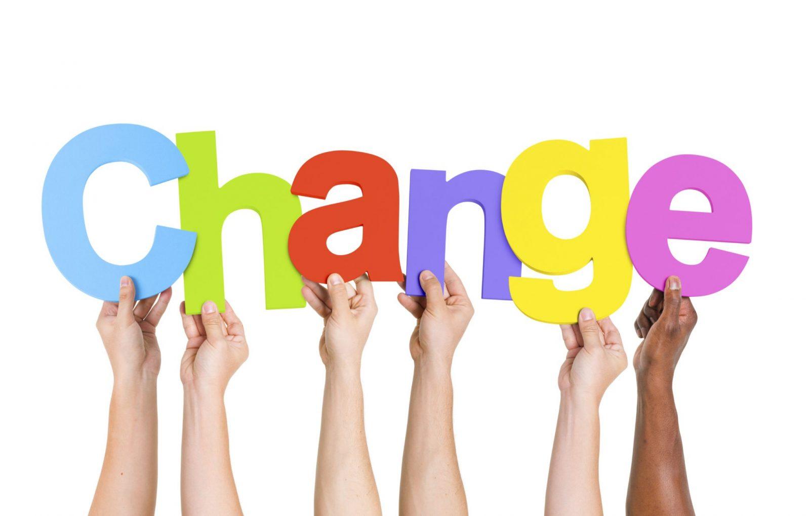 Omgaan met veranderingen Coaching what else.